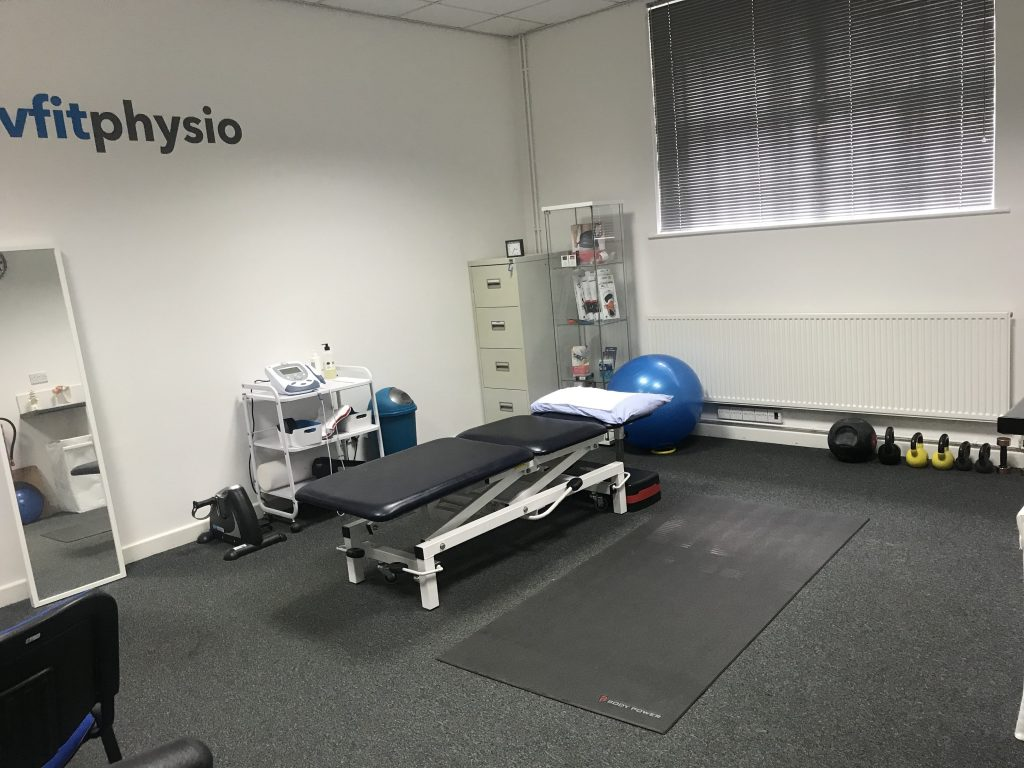 vfit physio Mansfield clinic1