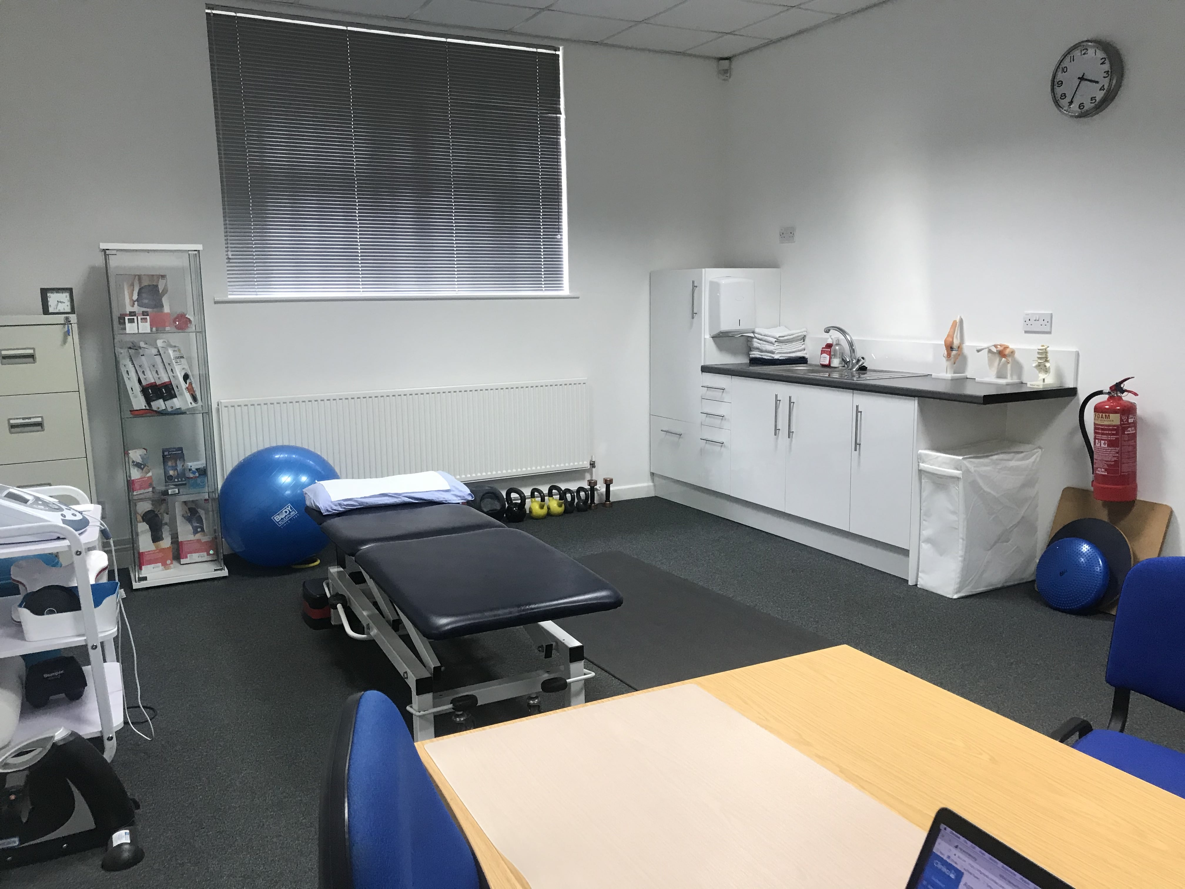 vfit physio Mansfield clinic2