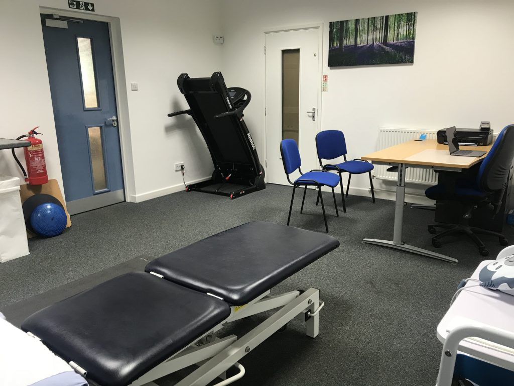 vfit physio Mansfield clinic3