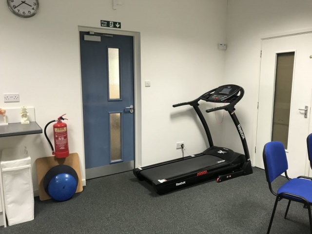 vfit physio Mansfield clinic4