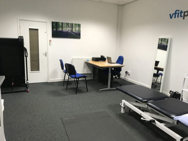 vfit physio Mansfield clinic5